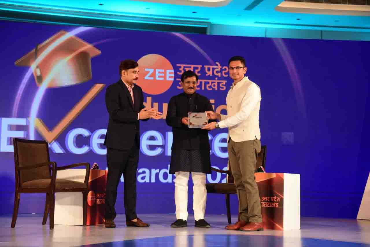 Education Excellence Awards 2021 of Zee Media